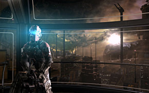 dead space 2, Isaac Clarke, titanium