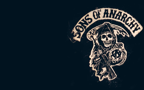 Sons of Anarchy, Sons of Anarchy, bambini anarchia, serie
