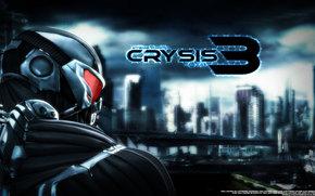 crysis-3, nanosuit, chellovek