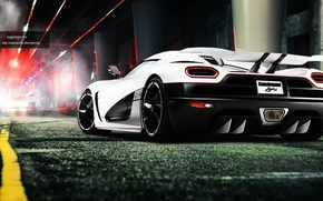 coche, Supercar, sssupersports, sssupersports.com, Koenigsegg Agera r, tnel, Agera R