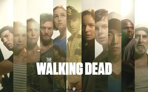 Ходячие мертвецы, the walking dead, сериал, serial, актеры, actors