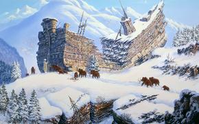 sobrevivi, reino, Svyatogora, 2004