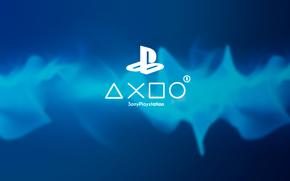Sony, PlayStation, consola de juegos, prefijo, fondo, juego, ps