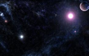 planet, Stars, universe