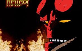 hellboy hero