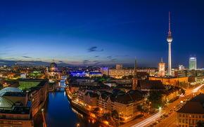 Germania, Berlino, citt