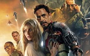 iron, man, 3, film, Movies, movie