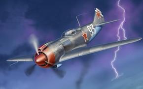 plane, storm, yak