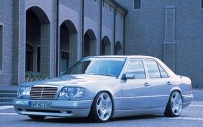 Mercedes, benz, W124, 124, E, 1999, coches, Maquinaria, Coche