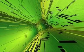 abstraction, 3d, background, fractal