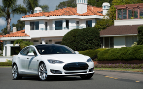 Tesla, Modelo S, Tesla modelo s