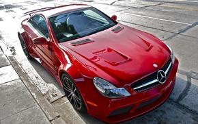 Mersedes-benz SL65 AMG, Auto, macchina, auto, macchinario, Auto