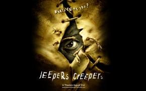 Jeepers Creepers, Jeepers Creepers, film, movies