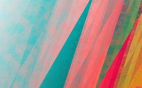 Фон, лучи, спектр, цвет