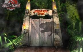 Jurassic Park 3, Jurassic Park III, film, film