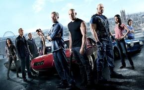 Fast and the Furious 6, Vin Diesel, Vin Diesel, Paul Walker, Paul Walker, film, Movies, movie