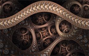 abstrao, 3d, Arte