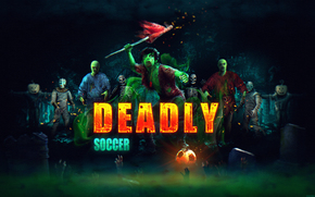 dimadiz, deadly soccer, iphone ipad games