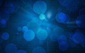 fundo, gotas, luz, comunidade, azul