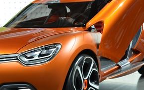 Renault, MIAS 2012, Ausstellung