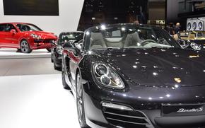 Porsche, MIAS 2012, Car