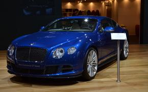 Bentley, MIAS 2012, Car