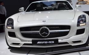 Mercedes, MIAS 2012, Car