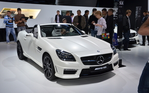 Mercedes-Benz, MIAS 2012, Car