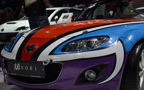 Mazda, exhibition, MIAS 2012, Car