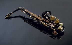 инструмент, саксофон, джаз