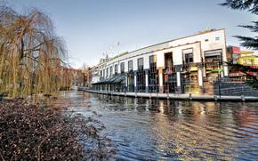 Амстердам, столица Нидерландов, город