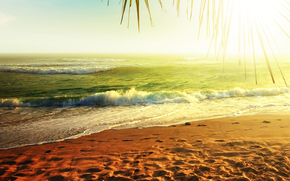 paesaggi, natura, mare, oceano, acqua, sabbia, costa, costa