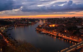 португалия, город, ландшавт