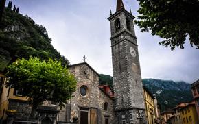 Italia, Montaas, torre