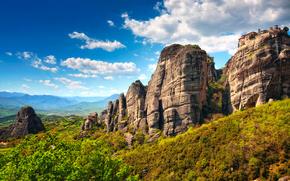 Grecia, Rocks, \ Valley