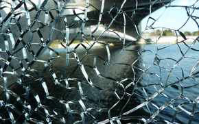 texture, broken glass, crack