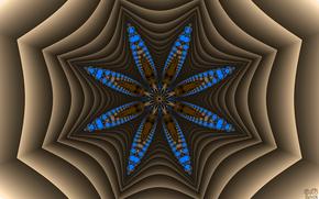fractal, 3d, art