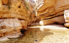 burrone, Rocks, natura