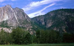 Горы, Пейзаж, Скала, Природа