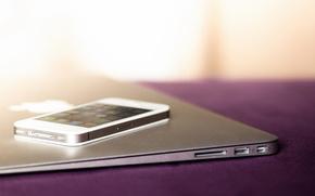 iphone 5, macbook, iPhone, Macbook, Apple