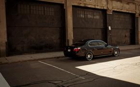 BMW, cielo, treno, auto, macchinario, Auto
