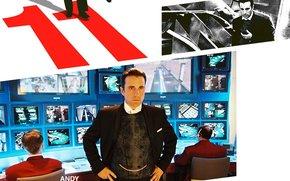 Ocean's Eleven, Ocean's Eleven, film, movies