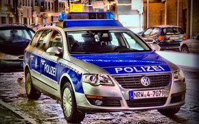 Volkswagen, Volkswagen, policecar