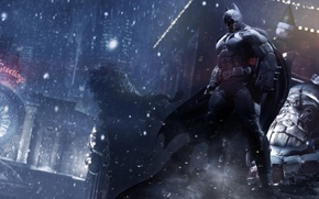 batman, arkham, origins