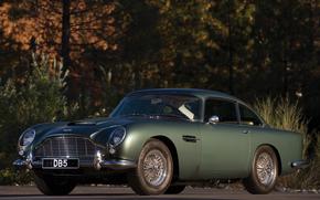 经典, 汽车, 阿斯顿·马丁, Aston Martin
