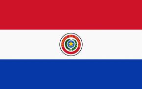Paragwaj, flaga