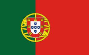 Герб, Португалия, Флаг