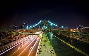 ville, pont, couleur