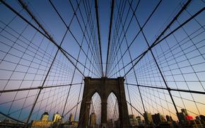 США, Нью-Йорк, ШтатНью-Йорк, Бруклинский мост