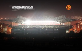 Manchester United, Old Trafford, estadio